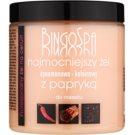 BingoSpa Caffeine & Cinnamon Chilli zoštíhľujúci masážny gél  250 g
