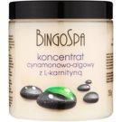 BingoSpa Cinnamon & Algae schlankmachendes Konzentrat mit L-Carnitin  250 g