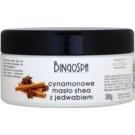 BingoSpa Cinnamon bambucké telové maslo s hodvábom  300 g