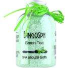BingoSpa Green Tea minerálny kúpeľ do výrivky  650 g