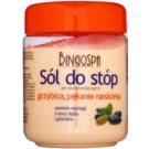 BingoSpa Oak Bark fürdősó a gombásodás és bőrrepedezés ellen lábra  550 g