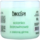 BingoSpa Peat sanftes Badesalz mit grünem Tonmineral  600 g
