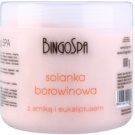 BingoSpa Peat Fine Bath Salt with Arnica and Eucalyptus 600 g