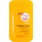 Bioderma Photoderm Max fluido facial protetor matificante SPF 50+  à prova d'água  30 ml