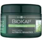 Biokap Beauty Regenerating and Renewing Mask for Dry and Damaged Hair FitoKeratin from Rice 200 ml