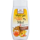 Bione Cosmetics Honey + Q10 gél na intímnu hygienu s materskou kašičkou  260 ml