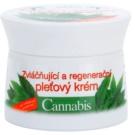 Bione Cosmetics Cannabis creme regenerador para o rosto  51 ml