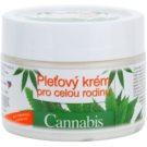 Bione Cosmetics Cannabis pleťový krém pre celú rodinu  260 ml