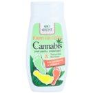 Bione Cosmetics Cannabis bőrpuhító krém lábra 250 ml