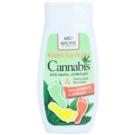 Bione Cosmetics Cannabis zmäkčujúci krém na nohy  250 ml