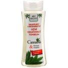 Bione Cosmetics Cannabis łagodzący preparat do demakijażu   255 ml
