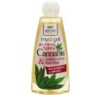 Bione Cosmetics Cannabis gél na intímnu hygienu (Parabens and Silicons Free) 260 ml