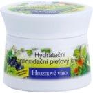 Bione Cosmetics Grapes hydratační krém na obličej bez parabenů 51 ml