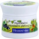 Bione Cosmetics Grapes hidratáló arckrém parabénmentes  51 ml