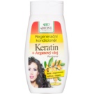 Bione Cosmetics Keratin Argan regeneracijski balzam (Panthenol, Argan Oil) 250 ml