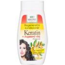 Bione Cosmetics Keratin Argan Regenerating Conditioner (Panthenol, Argan Oil) 250 ml