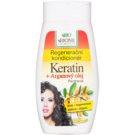Bione Cosmetics Keratin Argan regenerační kondicionér  250 ml