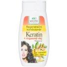 Bione Cosmetics Keratin Argan регенериращ балсам  260 мл.
