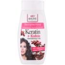 Bione Cosmetics Keratin Kofein bezoplachový krémový kondicionér (Macadamia Oil) 250 ml