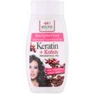 Bione Cosmetics Keratin Kofein Leave-In Cream Conditioner (Macadamia Oil) 250 ml