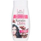 Bione Cosmetics Keratin Kofein Regenerating Conditioner For Hair (Macadamia Oil) 260 ml