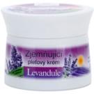 Bione Cosmetics Lavender Gesichtscreme für zarte Haut  51 ml