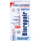 Biorepair Plus рідина для полоскання рота для зміцнення і відновлення зубної емалі дорожній варіант  12 кс