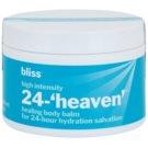 Bliss Bath & Body vysoko hydratačný balzam na telo (24-Hour Hydration) 200 ml