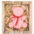 Bohemia Gifts & Cosmetics Bear ręcznie robione mydło z gliceryną 60 g