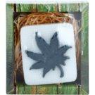 Bohemia Gifts & Cosmetics Cannabis handgemachte Seife mit Glycerin 100 g