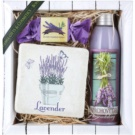 Bohemia Gifts & Cosmetics Lavender zestaw kosmetyków VI.