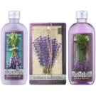 Bohemia Gifts & Cosmetics Lavender set cosmetice VII.