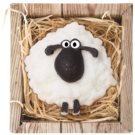 Bohemia Gifts & Cosmetics Sheep Ovečka ručně vyráběné mýdlo s glycerinem 50 g