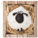 Bohemia Gifts & Cosmetics Sheep Body kézműves szappan glicerinnel 50 g