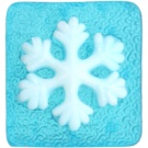 Bohemia Gifts & Cosmetics Snowflake Handmade Soap With Glycerin  70 g