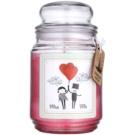 Bohemia Gifts & Cosmetics Wedding lumanari parfumate  510 g