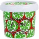 Bomb Cosmetics Cranberry a Lime sprchový peeling  400 g