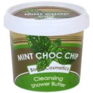 Bomb Cosmetics Mint Choc Chip Duschbutter für trockene Haut (Cleansing Shower Butter) 320 g