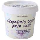 Bomb Cosmetics Cleopatra´s Desire soľ do kúpeľa hydratačná  260 g