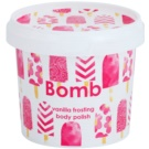 Bomb Cosmetics Vanilla Frosting telový peeling  375 g