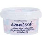 Bomb Cosmetics Sunkissed Körperbutter (Shimmering Body Butter) 200 ml