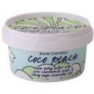 Bomb Cosmetics Coco Beach telové maslo (With Pure Chamomile And Clary Sage Essential Oils) 200 ml