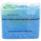 Bomb Cosmetics Maliblue glycerinové mýdlo  100 g