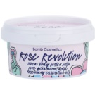 Bomb Cosmetics Rose Revolution telové maslo (Shea Body Butter) 200 ml