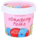 Bomb Cosmetics Strawberry Fields крем-пілінг для душу  375 мл