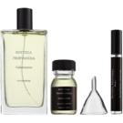 Bottega Profumiera Galantuomo set cadou I. Eau de Parfum 100 ml + apă de parfum reîncărcabilă 30 ml + sticla refolosibila 10 ml + palnie