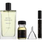 Bottega Profumiera Mon Jardin darilni set I. parfumska voda 100 ml + parfumska voda polnilo 30 ml + polnilna steklenička 10 ml + lijak