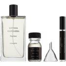 Bottega Profumiera Shardana darilni set I. parfumska voda 100 ml + parfumska voda polnilo 30 ml + polnilna steklenička 10 ml + lijak