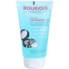 Bourjois Cleansers & Toners освежаващ почистващ гел  150 мл.