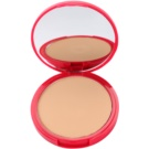 Bourjois Healthy Balance kompaktní pudr odstín 55 Beige Foncé (Unifying Powder 10h Asian Fruit Therapy) 9 g